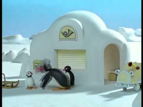 Pingu - Pinga heeft de hik